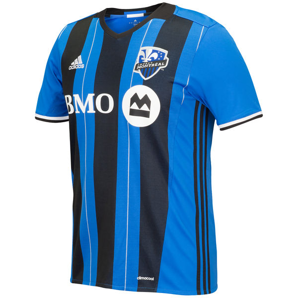 Домашняя форма &quout;Монреаль Импакт&quout; 2017 | Montreal Impact 2017 Home Kit