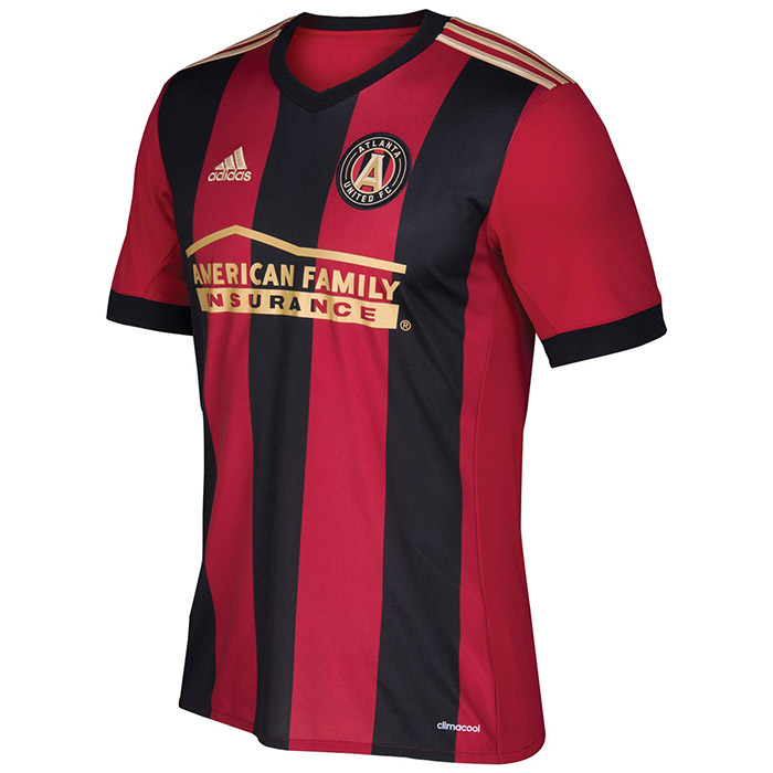 Домашняя форма &quout;Атланты Юнайтед&quout; 2017 | Atlanta United 2017 Home Kit