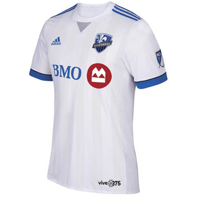 Гостевая форма &quout; Монреаль Импакт&quout; 2017 | Montreal Impact 2017 Away Kit