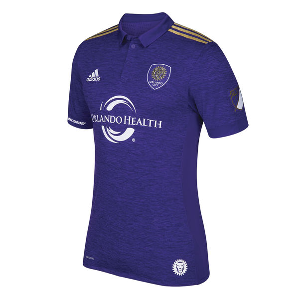 Домашняя форма &quout;Орландо Сити&quout; 2017 | Orlando City 2017 Home Kit