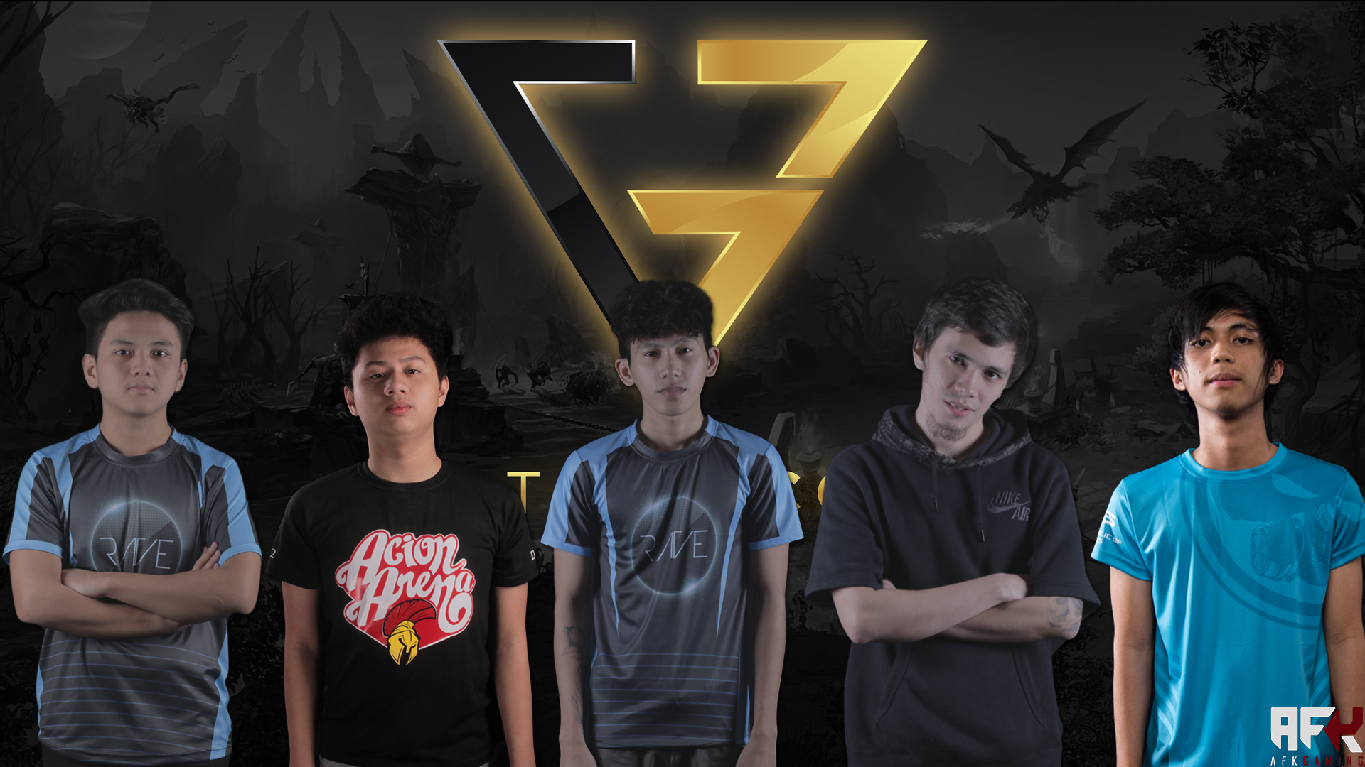Invictus Gaming, Clutch Gamers, TNC
