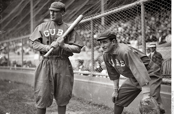 Chicago Cubs 1913
