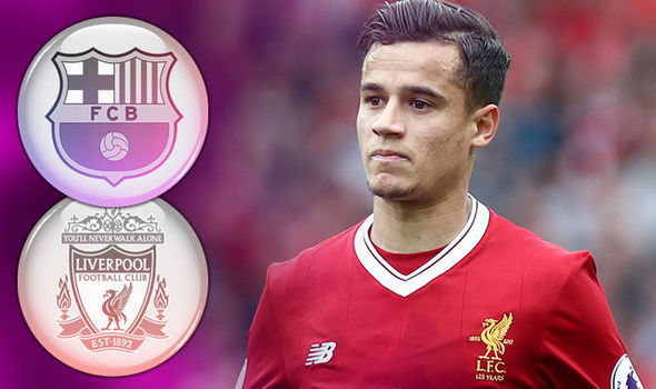�а��инки по зап�о�� coutinho from liverpool to barcelona