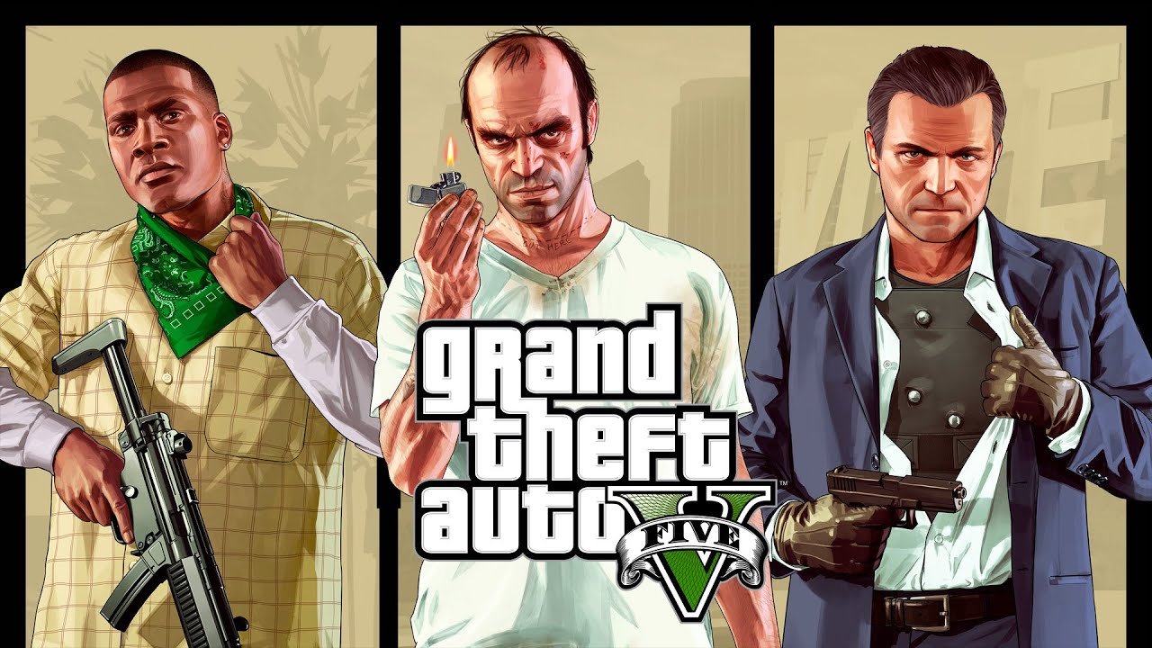 Grand Theft Auto: Vice City, GTA: San Andreas, Take-Two, Rockstar Games