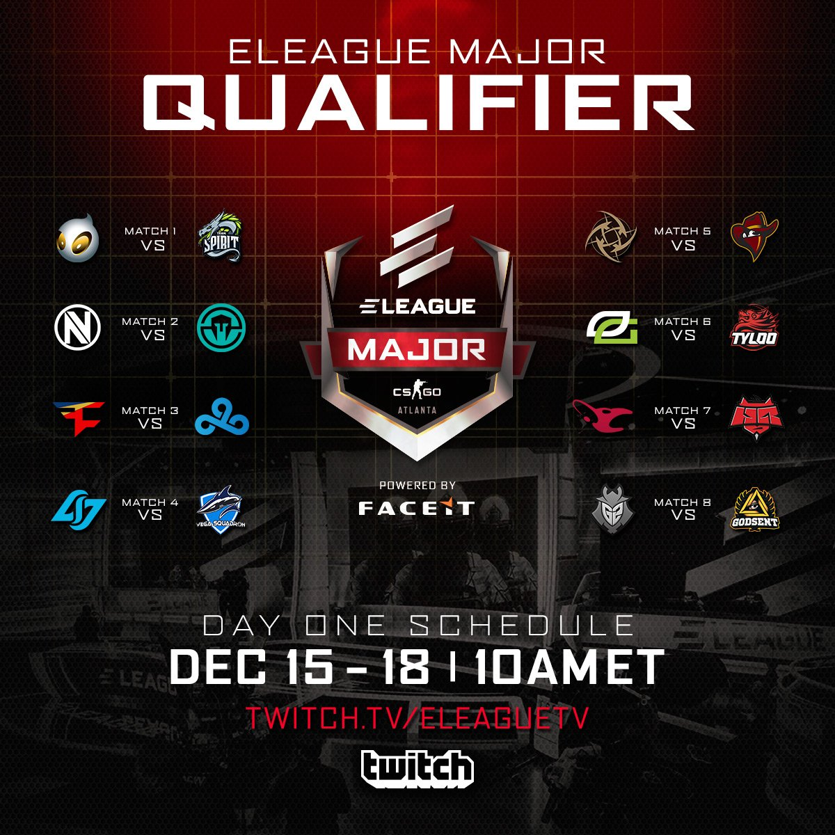 ELEAGUE Major Main Qualifier