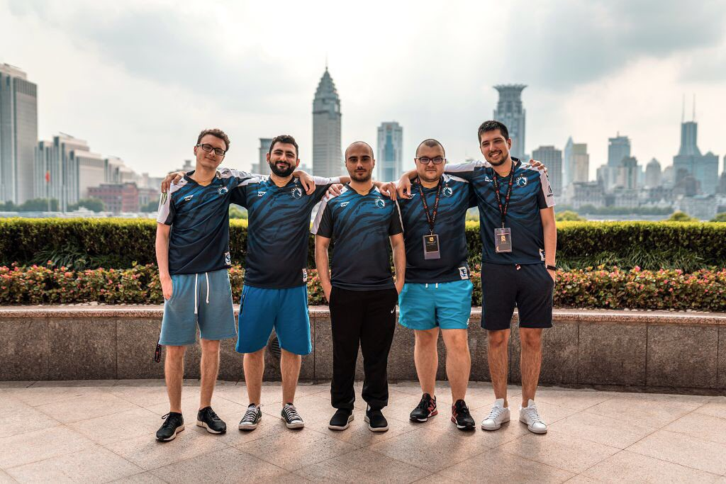 The International, Team Liquid, Infamous, Ставки на киберспорт, Team Secret, Royal Never Give Up, Ставки, Ставки на киберспорт