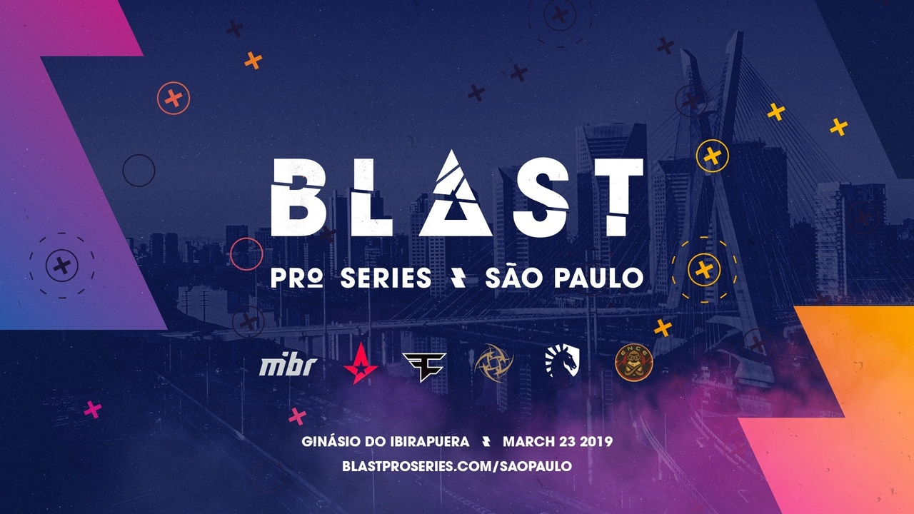BLAST Pro Series, Astralis, Made in Brazil